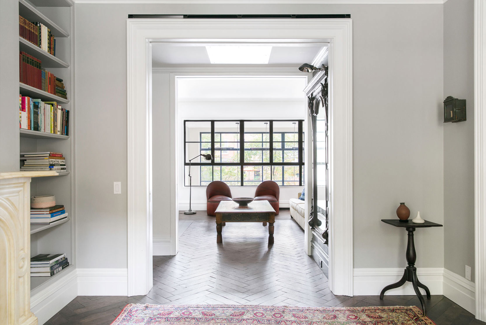 Elegant Cumberland St Townhouse in Brooklyn by Ensemble Architecture-02
