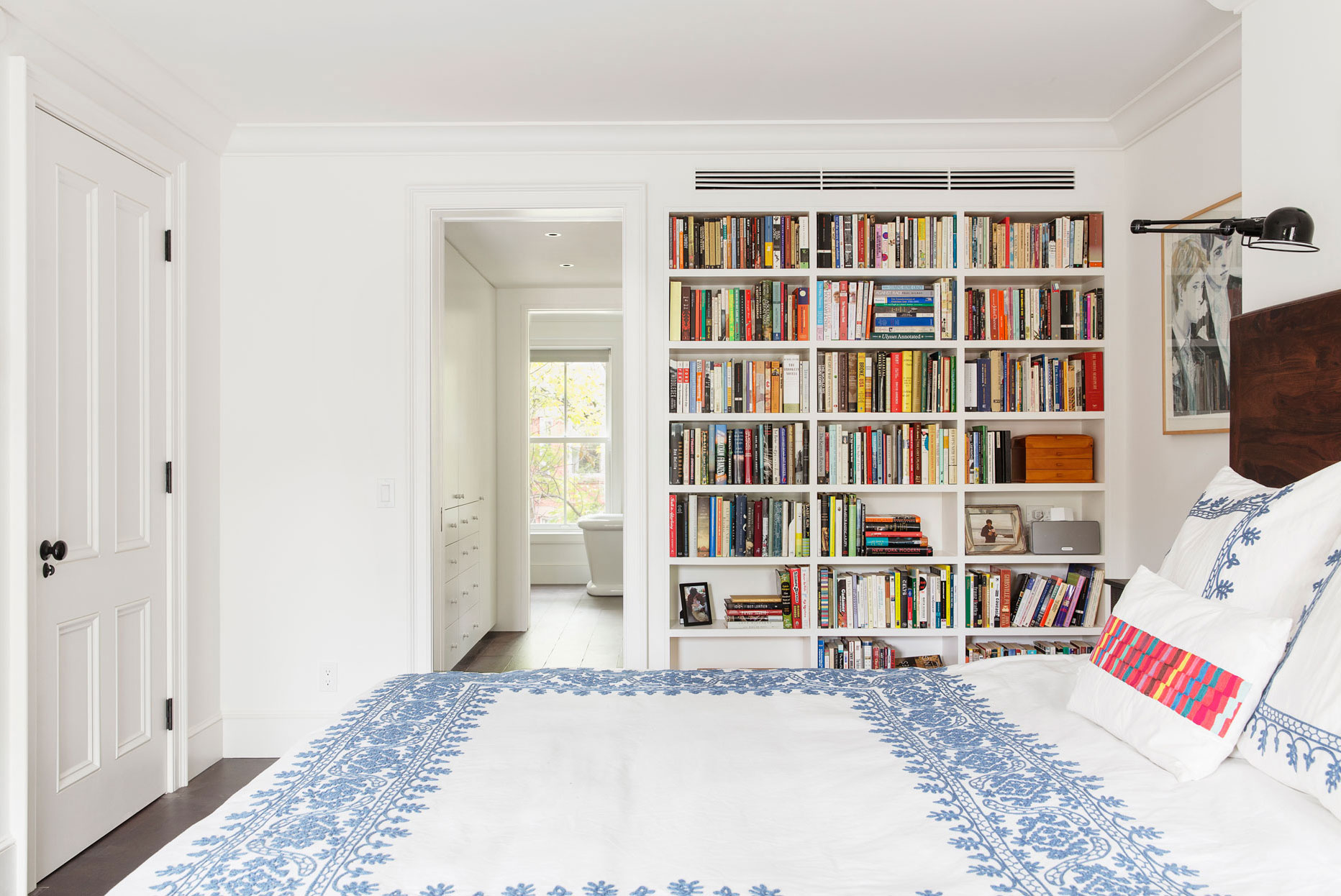 Elegant Cumberland St Townhouse in Brooklyn by Ensemble Architecture-15
