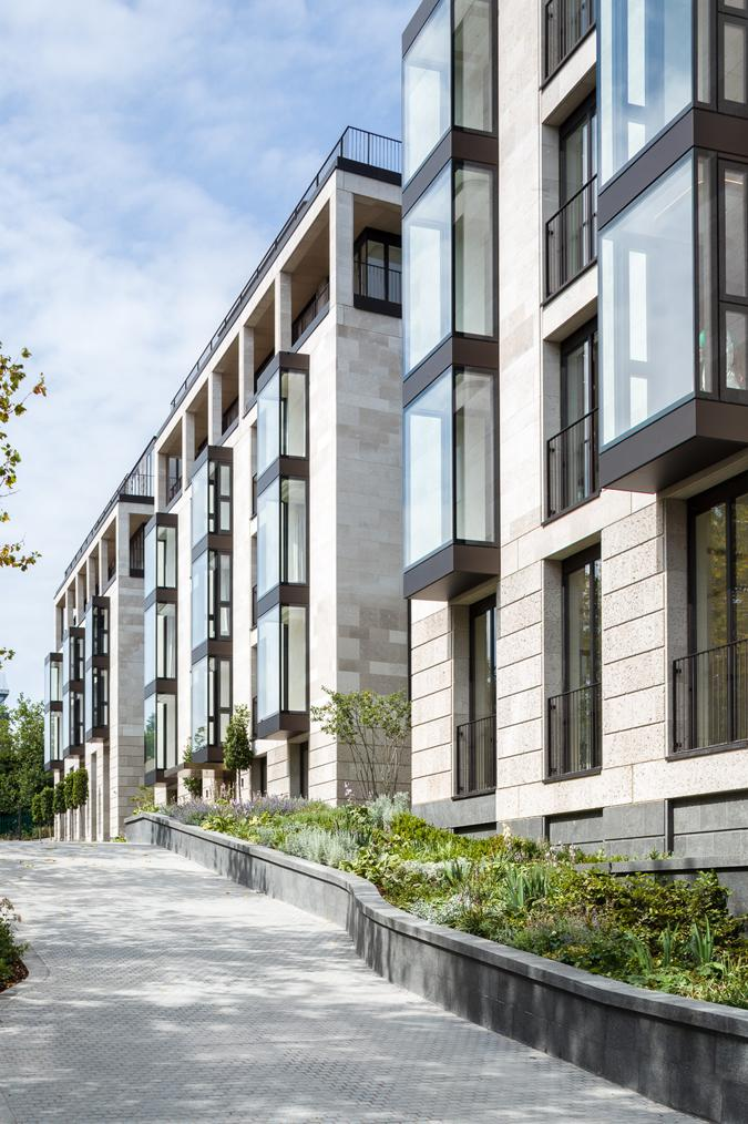 Elegant St. Edmund's Terrace development in London by Squire and Partners-03