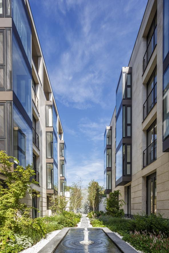 Elegant St. Edmund's Terrace development in London by Squire and Partners-05