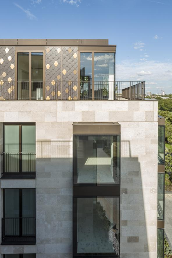 Elegant St. Edmund's Terrace development in London by Squire and Partners-08