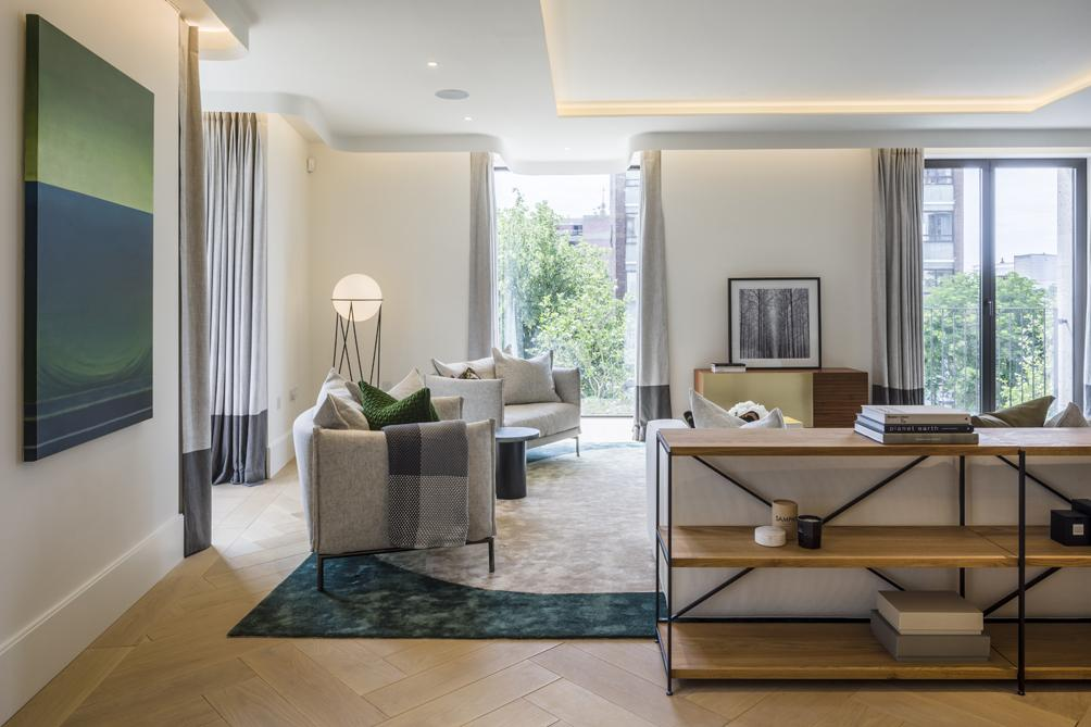 Elegant St. Edmund's Terrace development in London by Squire and Partners-23