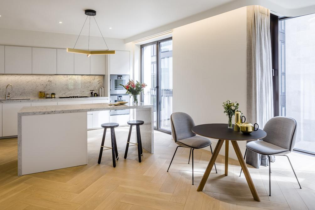 Elegant St. Edmund's Terrace development in London by Squire and Partners-24