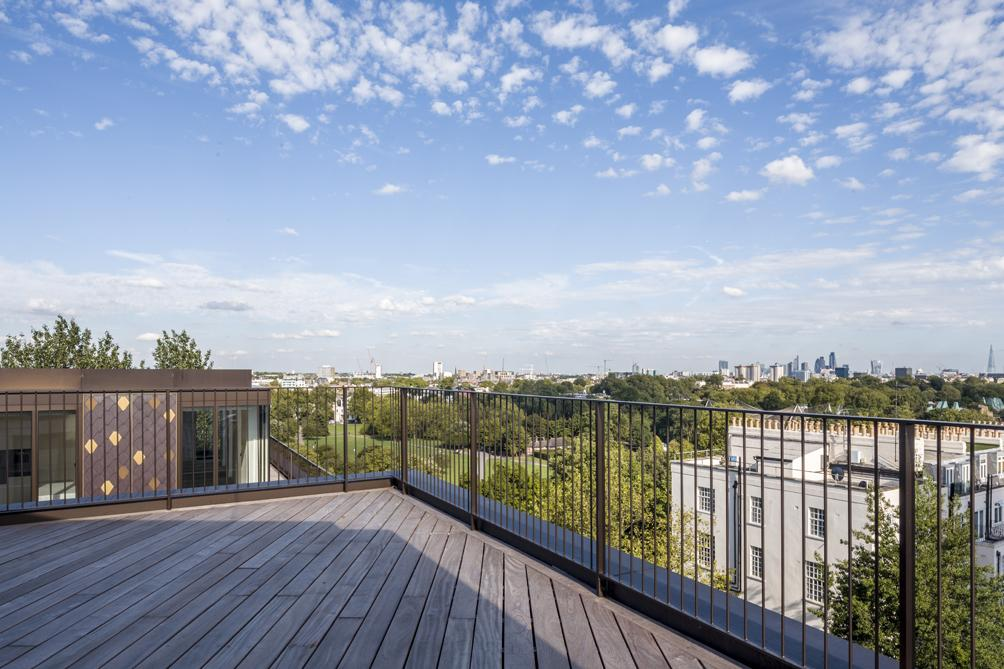 Elegant St. Edmund's Terrace development in London by Squire and Partners-25