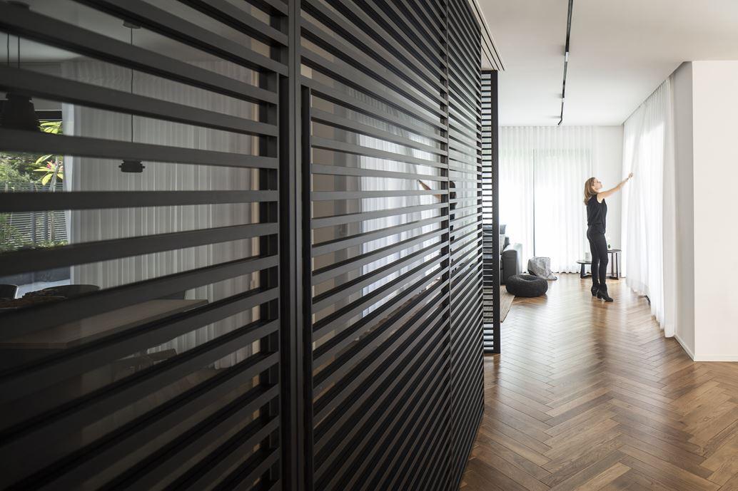 Family designed B house in Ramat HaSharon by Tal Goldsmith Fish Design Studio-01