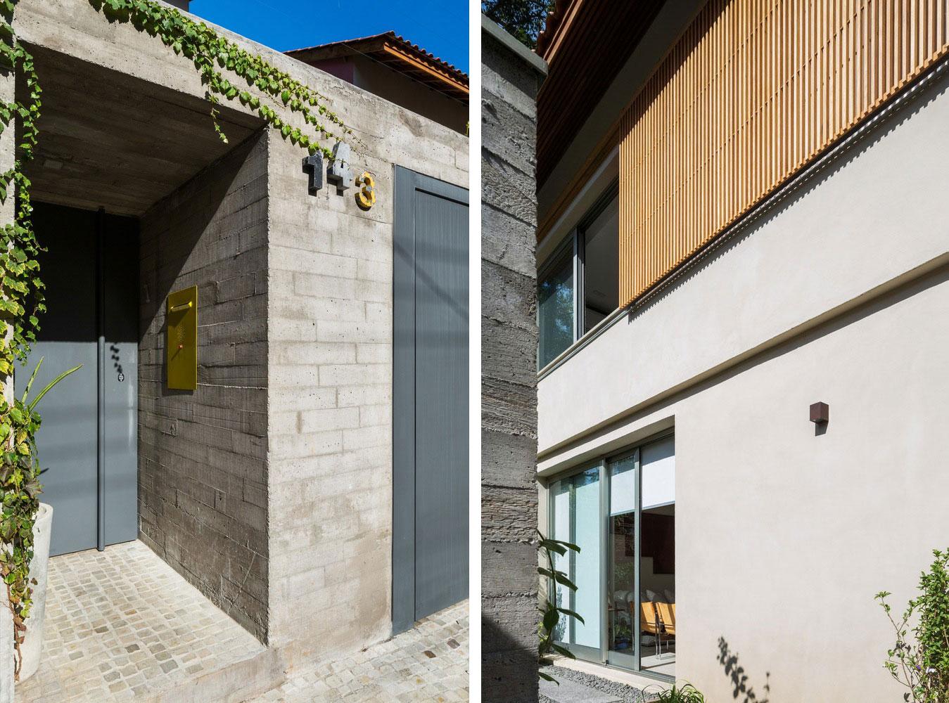 Free an fluid space of Sagarana house from São Paulo by Rocco Arquitetos-04