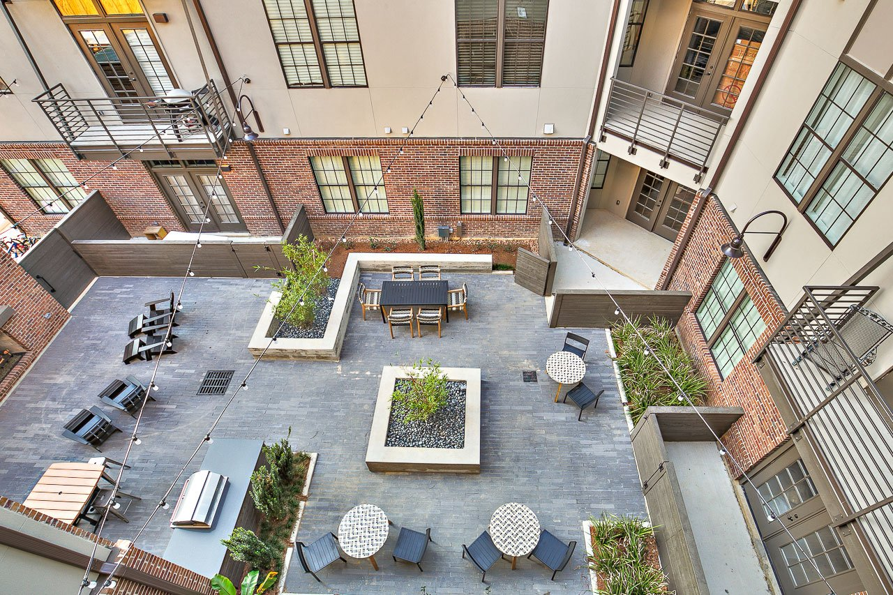 Fresh College Campus Loft At Baton Rouge By Kenneth Brown