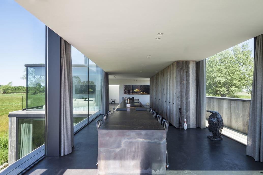 Graafjansdijk residence by govaert vanhoutte architects for Bieke vanhoutte interieur