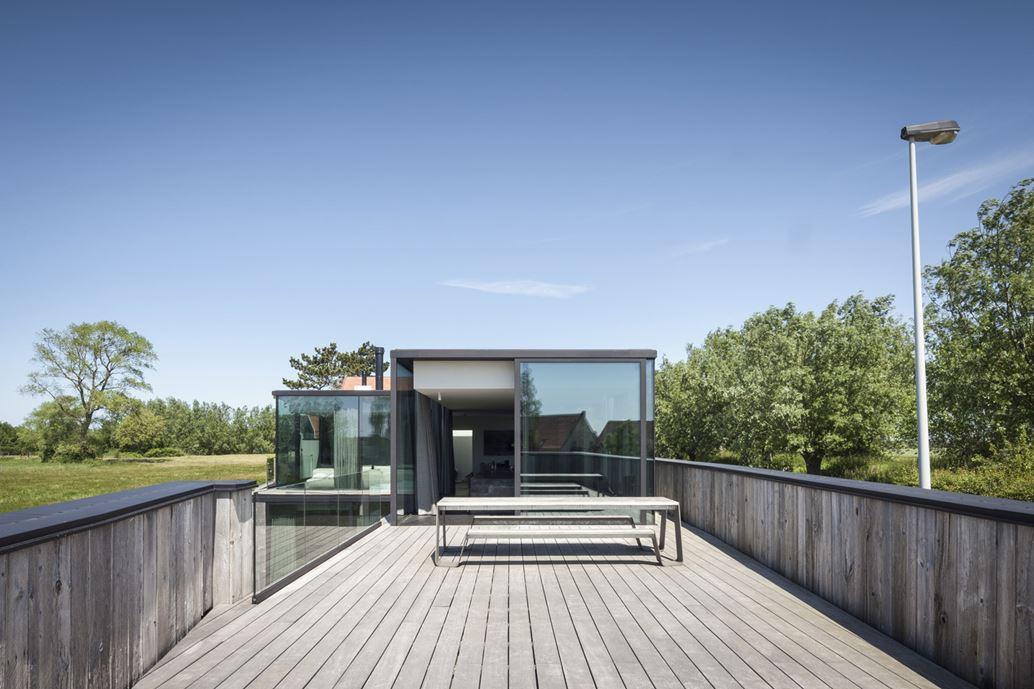 Graafjansdijk Residence by Govaert & Vanhoutte Architects-02