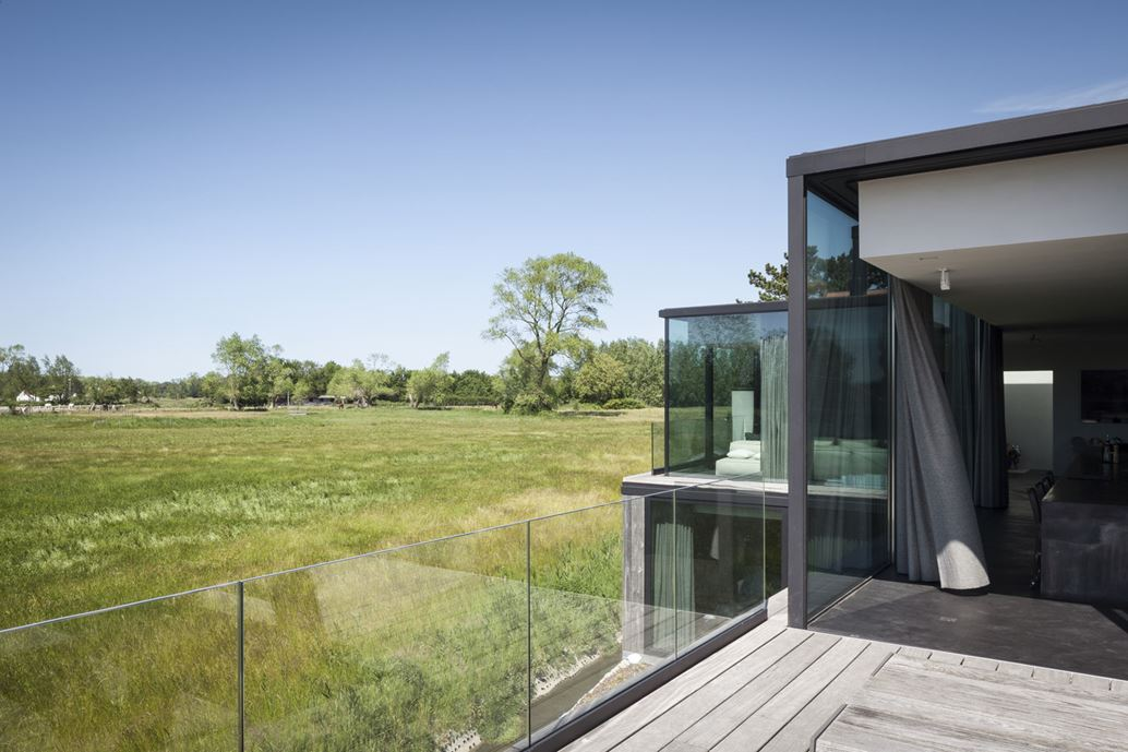 Graafjansdijk Residence by Govaert & Vanhoutte Architects-08