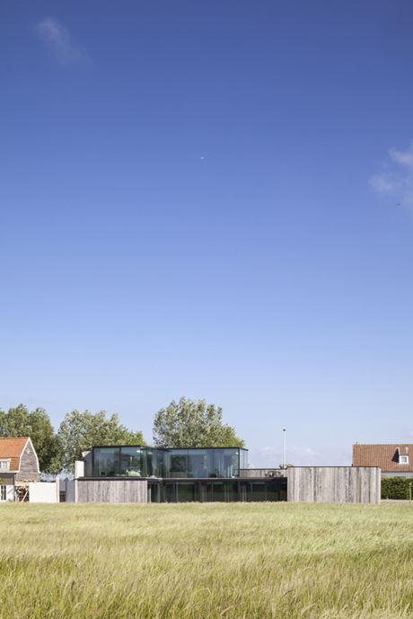 Graafjansdijk Residence by Govaert & Vanhoutte Architects-22