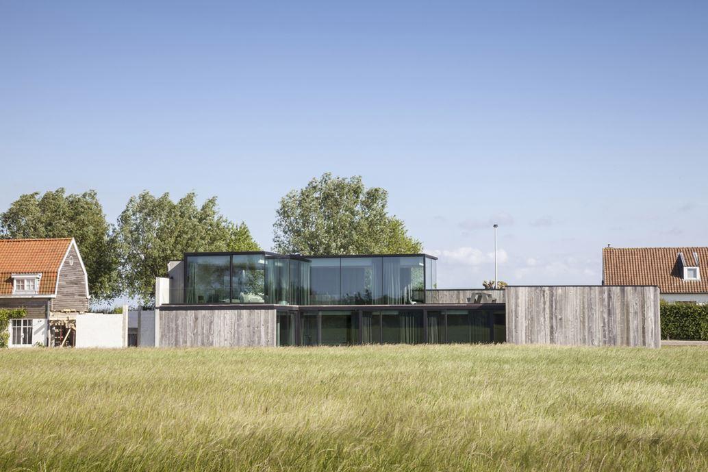 Graafjansdijk Residence by Govaert & Vanhoutte Architects-23