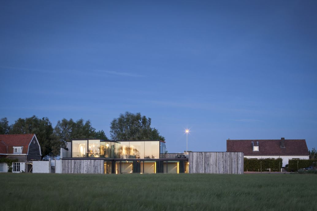 Graafjansdijk Residence by Govaert & Vanhoutte Architects-28
