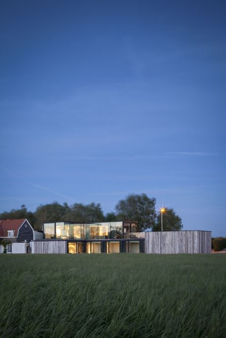 Graafjansdijk Residence by Govaert & Vanhoutte Architects-29