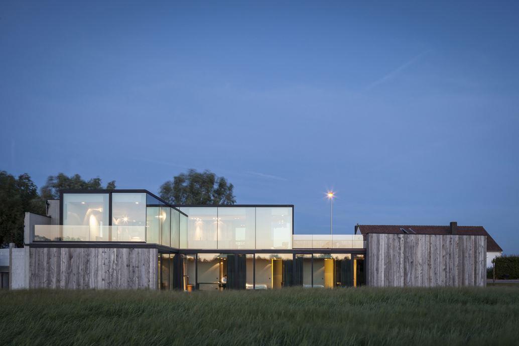 Graafjansdijk Residence by Govaert & Vanhoutte Architects-30