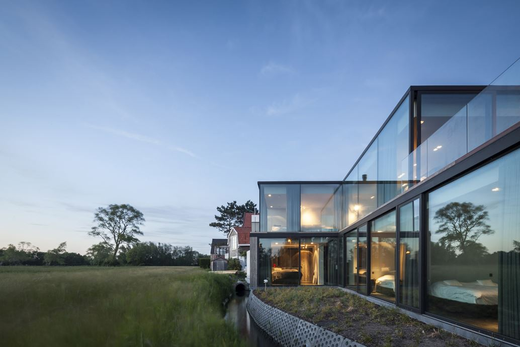 Graafjansdijk Residence by Govaert & Vanhoutte Architects-31