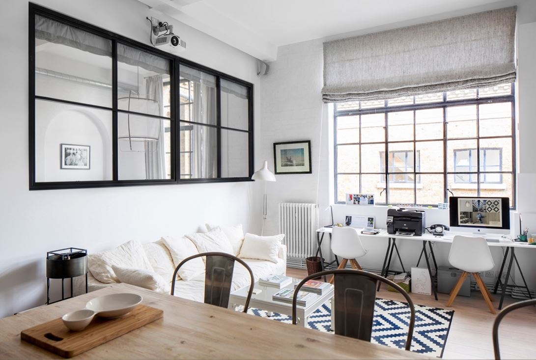 Hackney Apartment in London by Laura Lakin Design-03