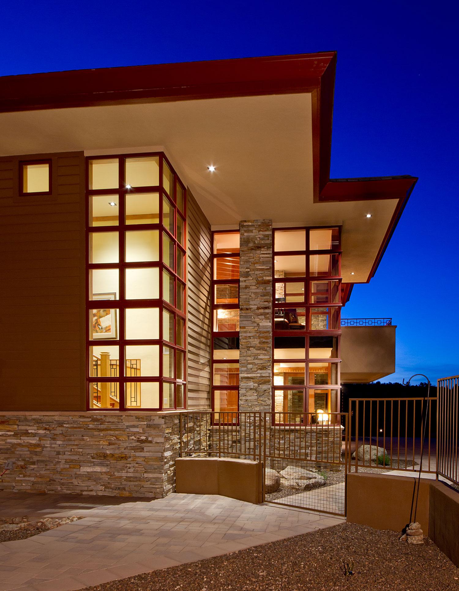Hinshaw Residence in Prescott by Michael Rust-07
