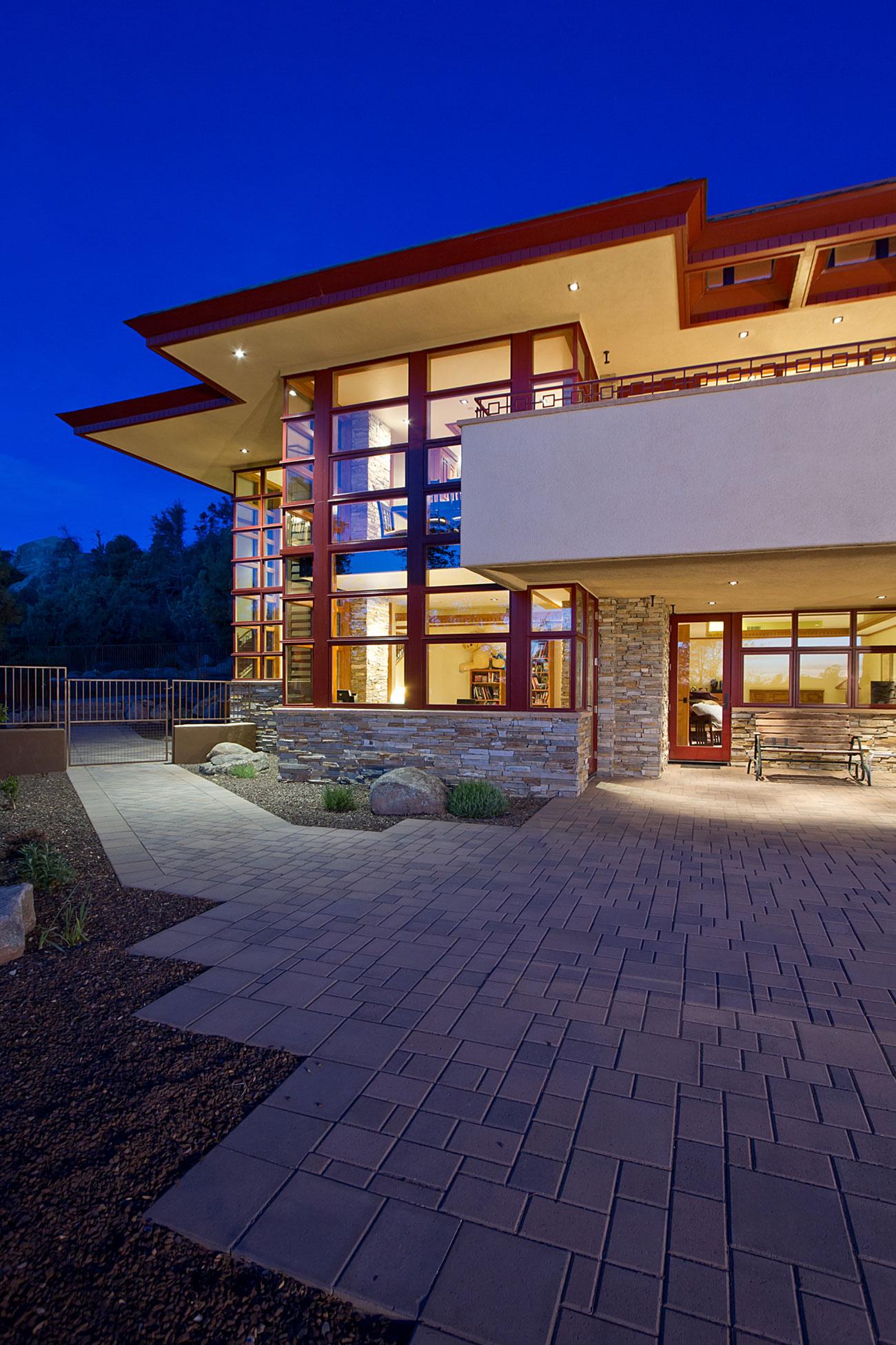 Hinshaw Residence in Prescott by Michael Rust-08