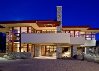 Hinshaw Residence in Prescott by Michael Rust