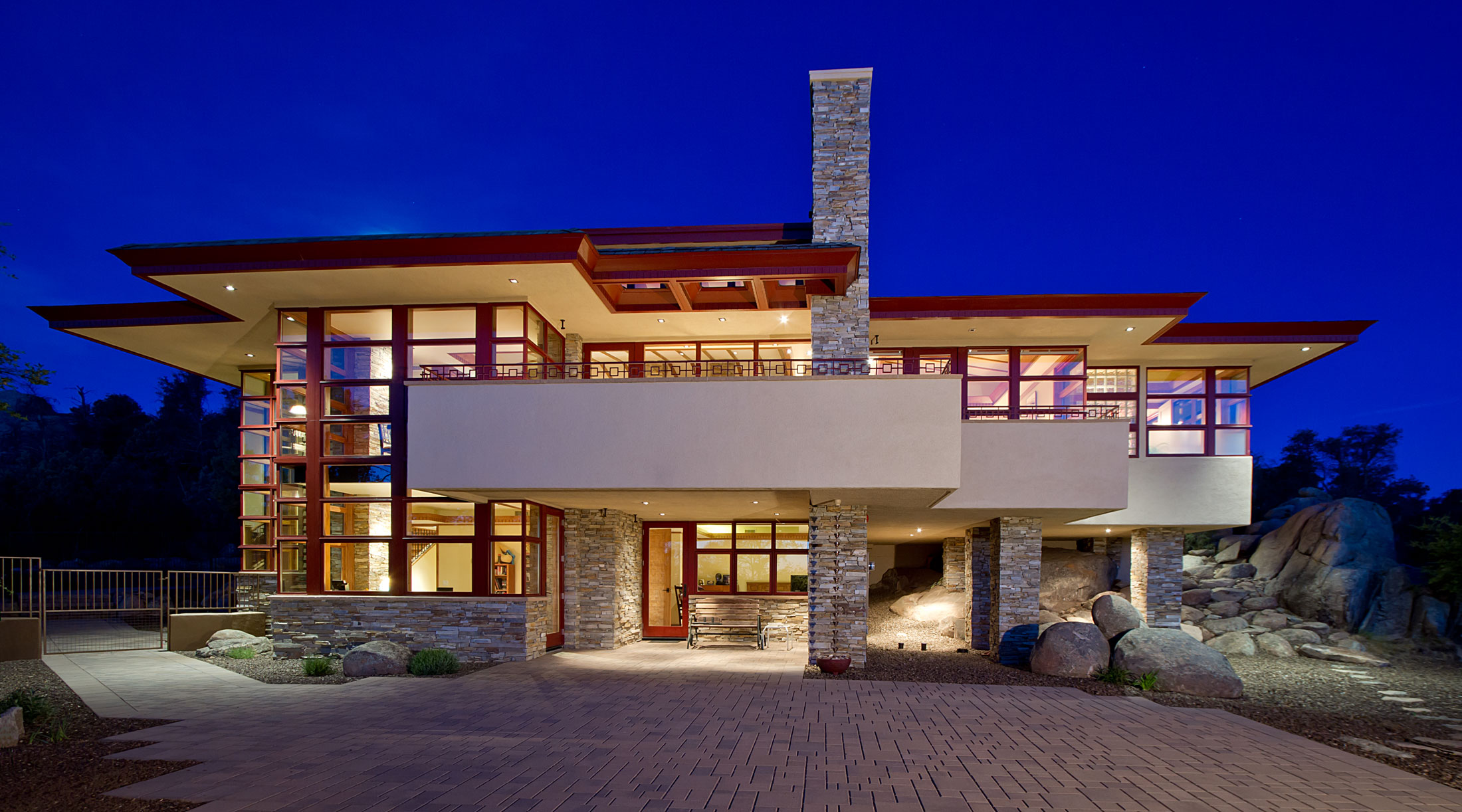 Hinshaw Residence in Prescott by Michael Rust-09