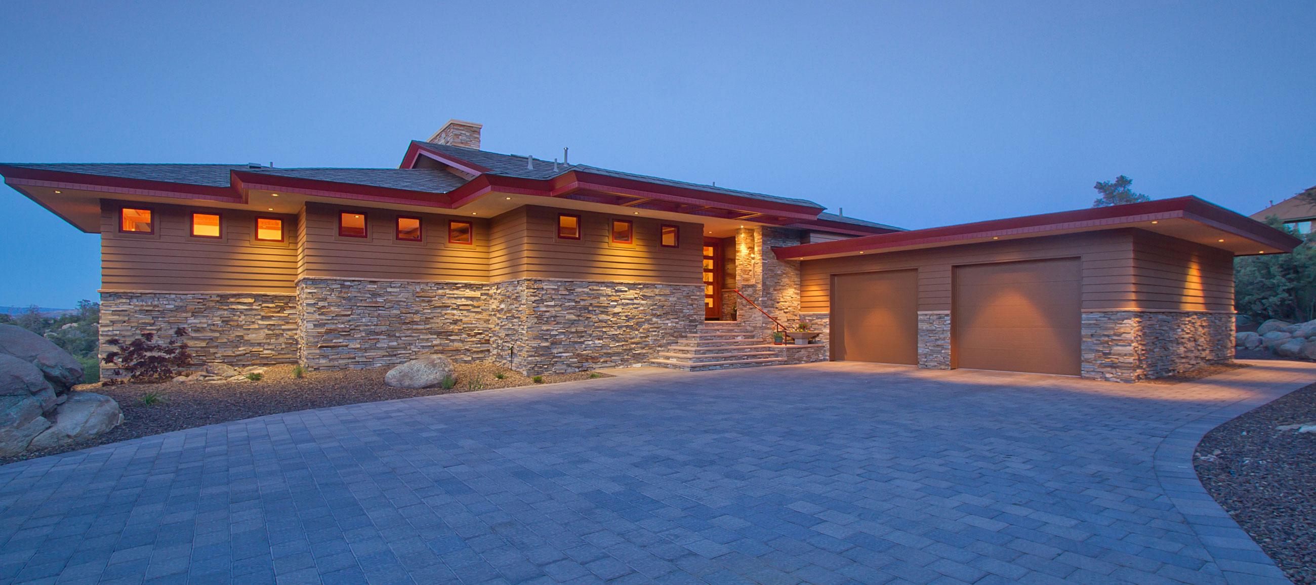 Hinshaw Residence in Prescott by Michael Rust-10