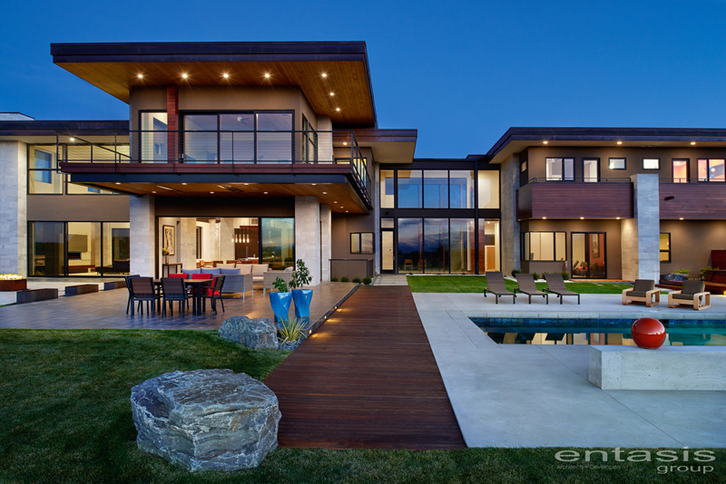 Holly House in Cherry Hills Village by Entasis Group-02