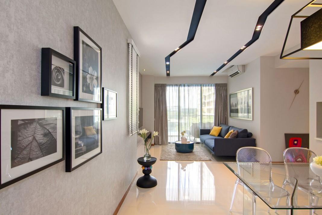 Hougang Street Apartment by KNQ Associates