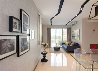 Hougang Street Apartment by KNQ Associates