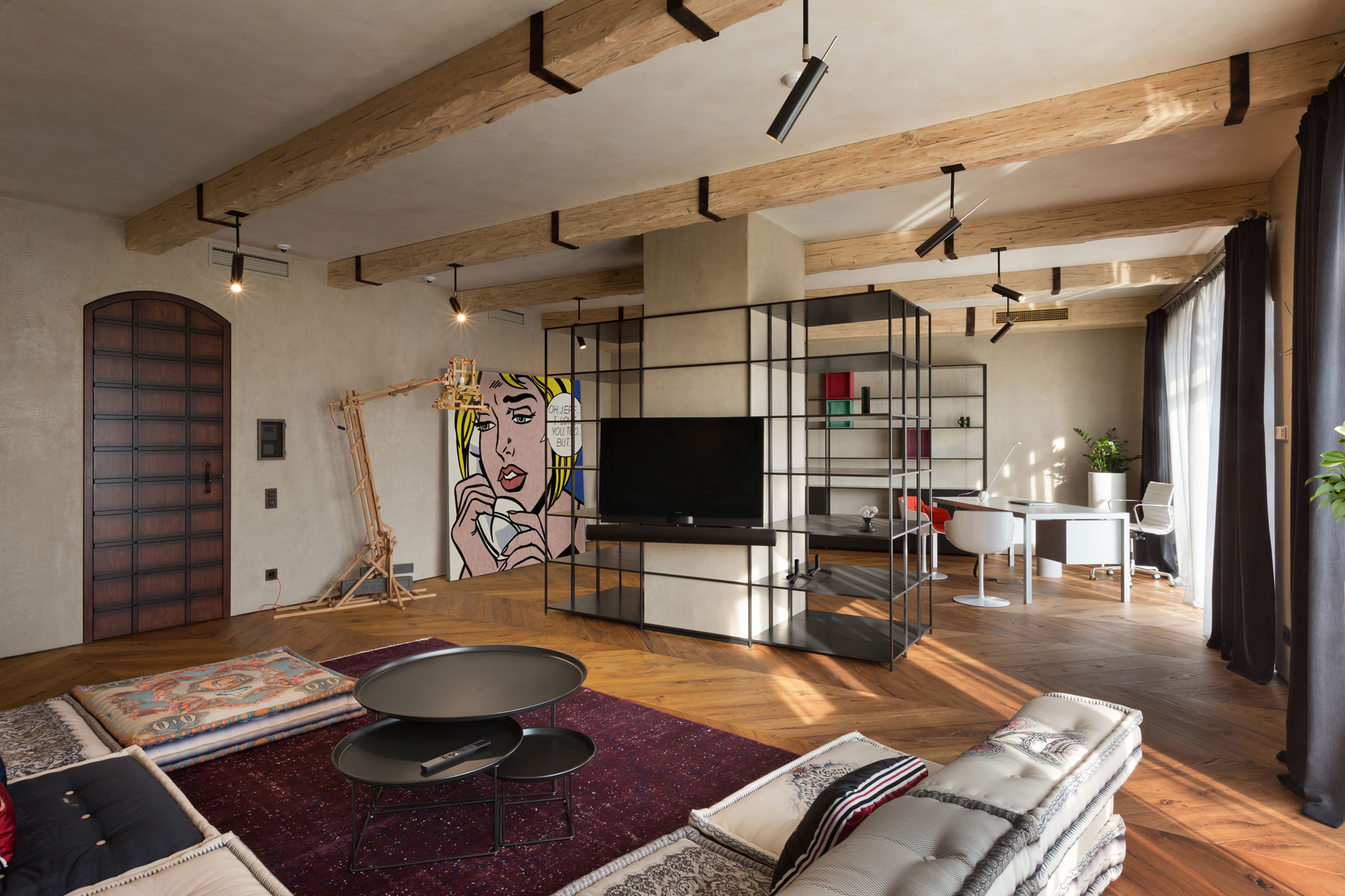 Italian Region Toscana Theme of BO Home near Kiev by Baraban+ design studio-04