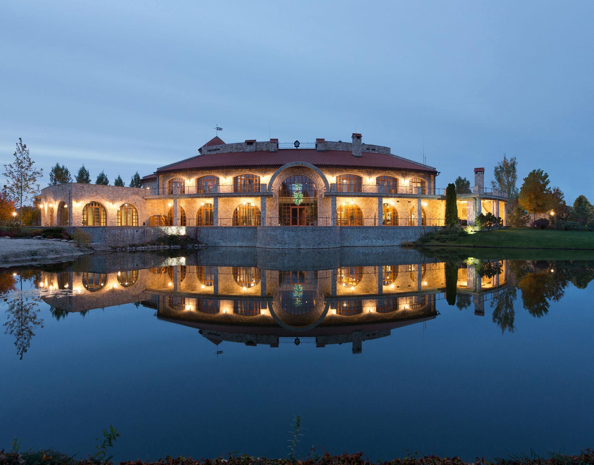 Italian Region Toscana Theme of BO Home near Kiev by Baraban+ design studio-19