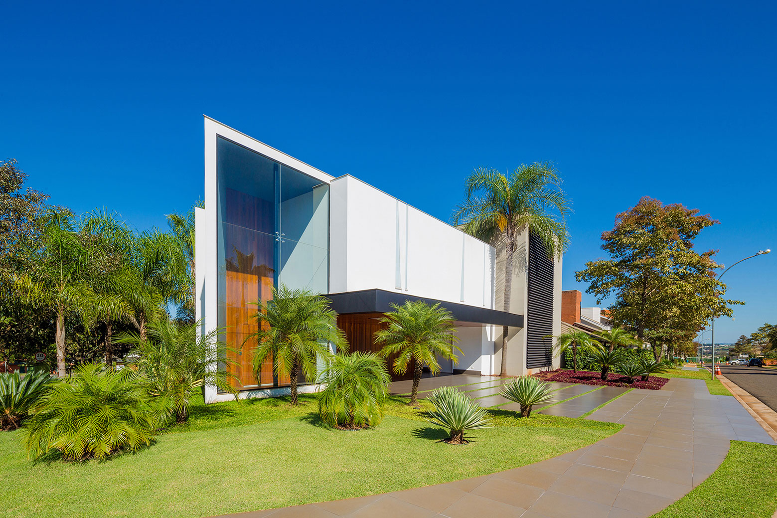 Jabuticaba House Residence Pourpose of Surrounding a Beloved Tree by Raffo Arquitetura-02