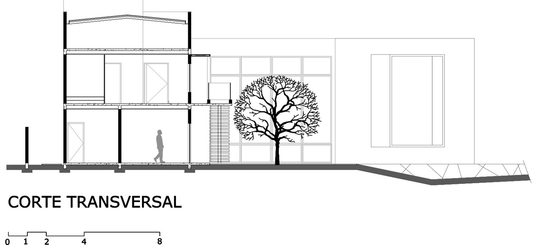 Jabuticaba House Residence Pourpose of Surrounding a Beloved Tree by Raffo Arquitetura-21