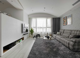 Jiang residence in New Taipei City by KC Design Studio
