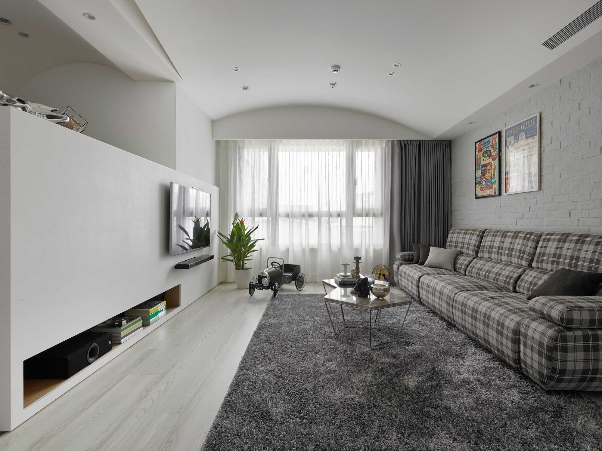 Jiang residence in New Taipei City by KC Design Studio-02