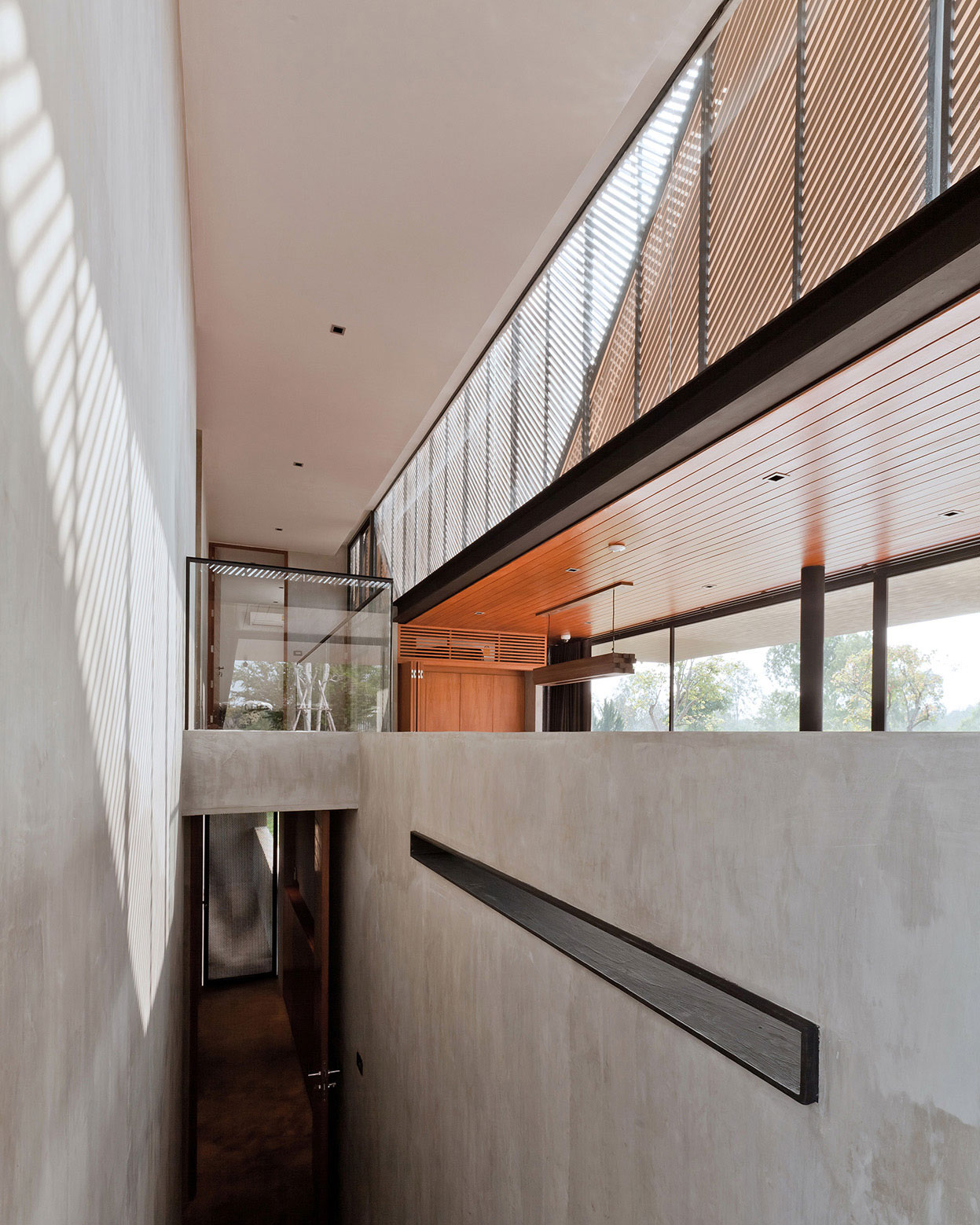 interior details
