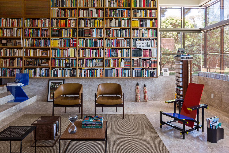 L shape BLM House by ATRIA Arquitetos-13