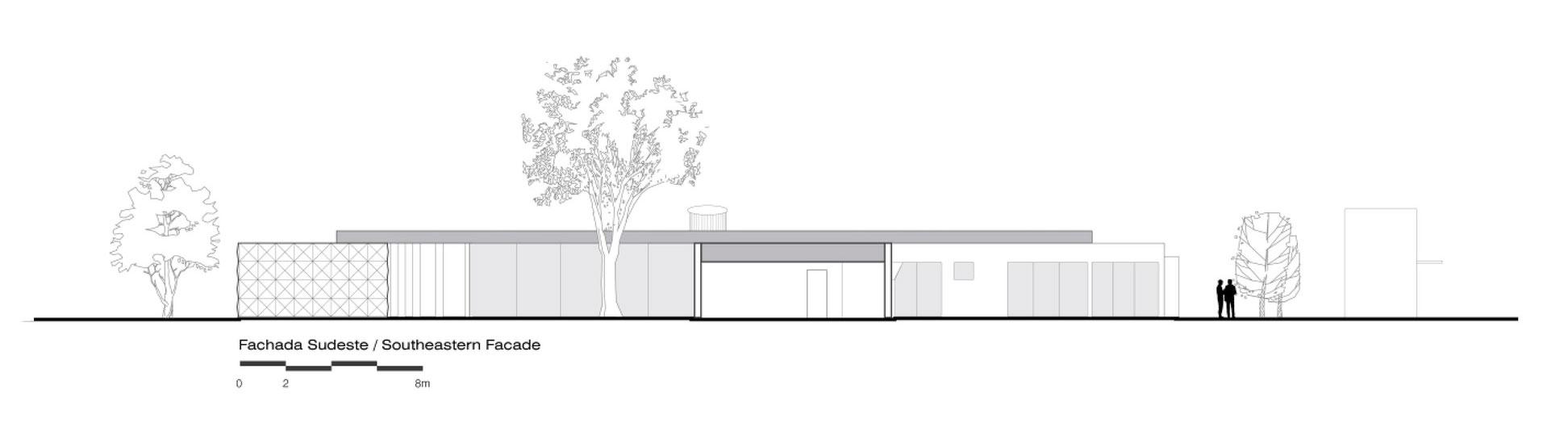 L shape BLM House by ATRIA Arquitetos-26