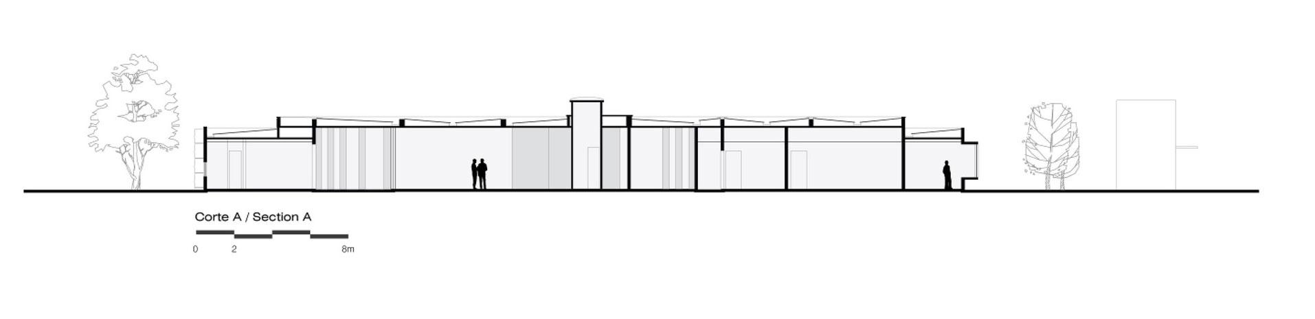 L shape BLM House by ATRIA Arquitetos-30