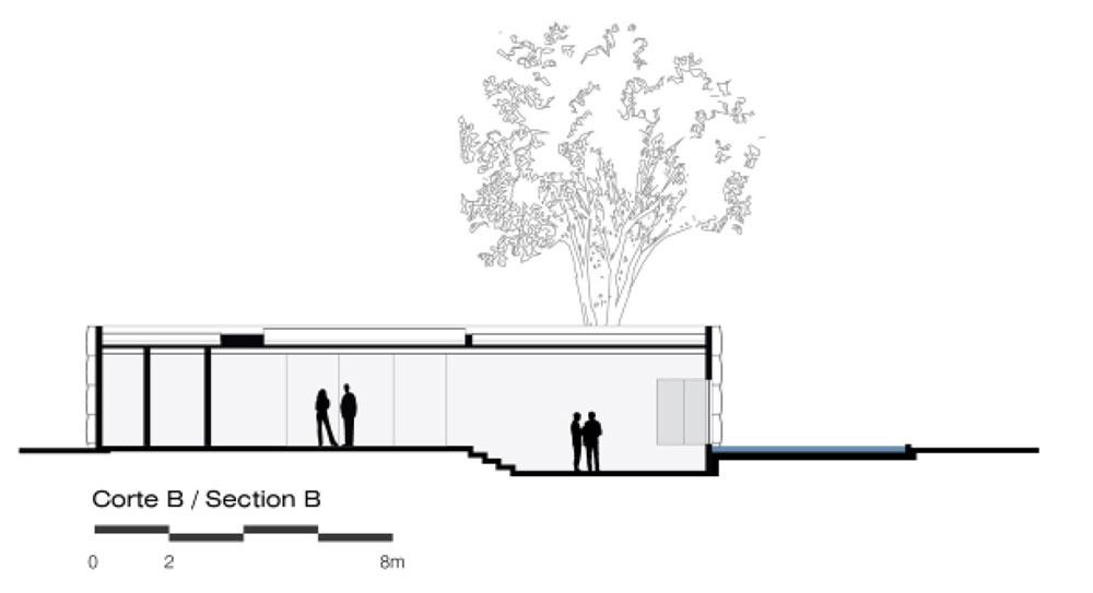 L shape BLM House by ATRIA Arquitetos-31