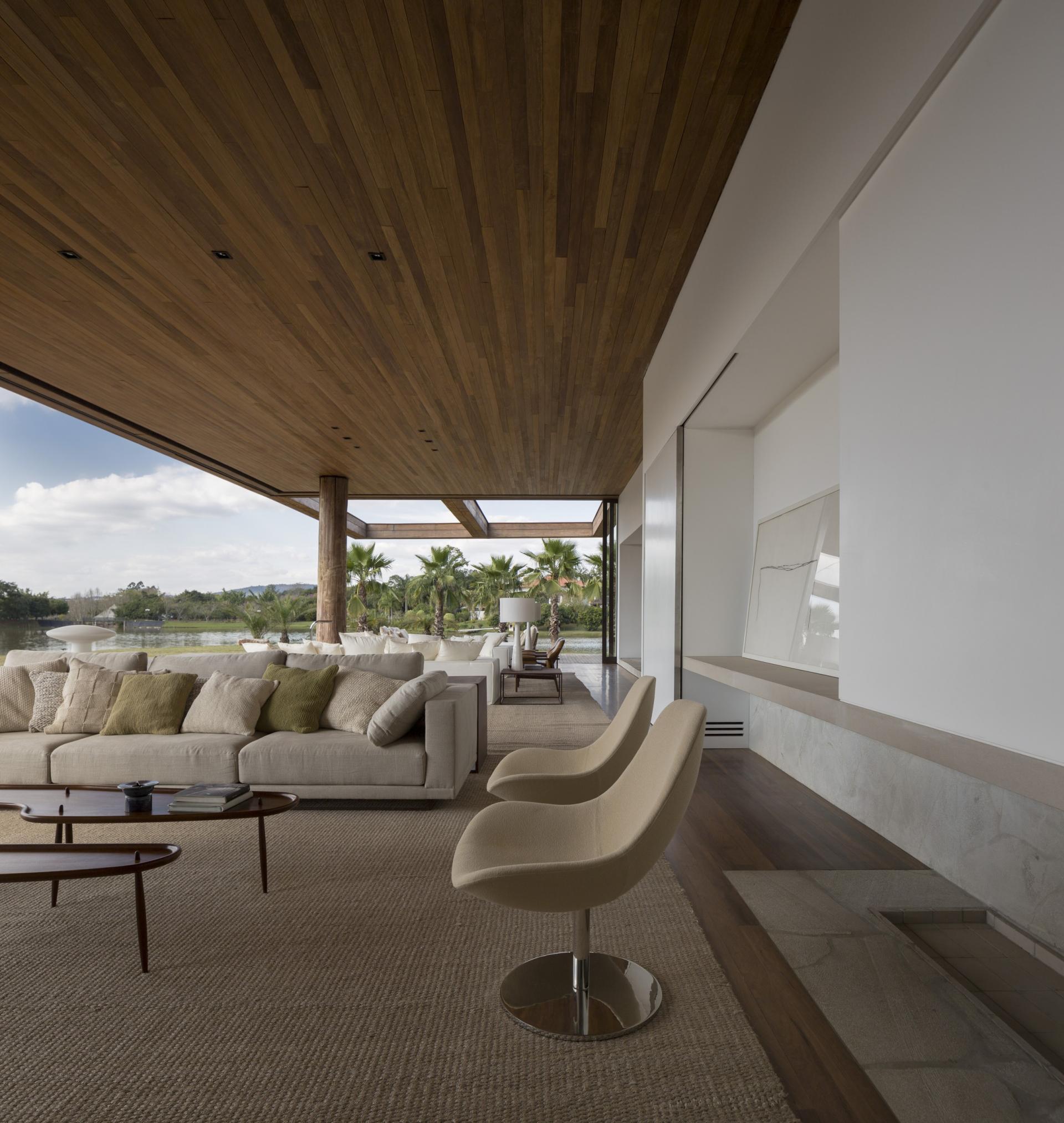 L shape ITU house near Sao Paulo by Studio Arthur Casas-10