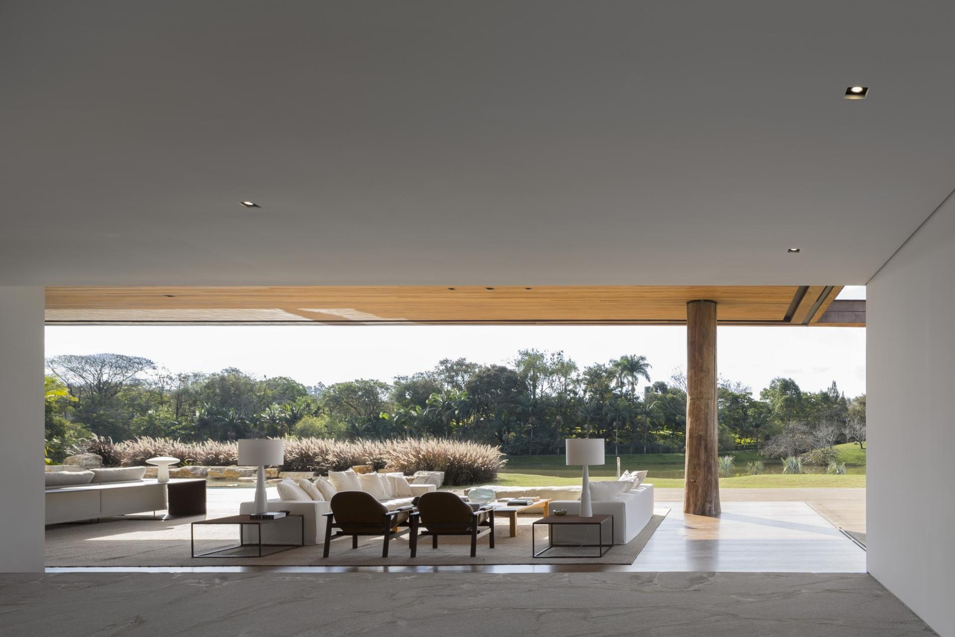 L shape ITU house near Sao Paulo by Studio Arthur Casas-11