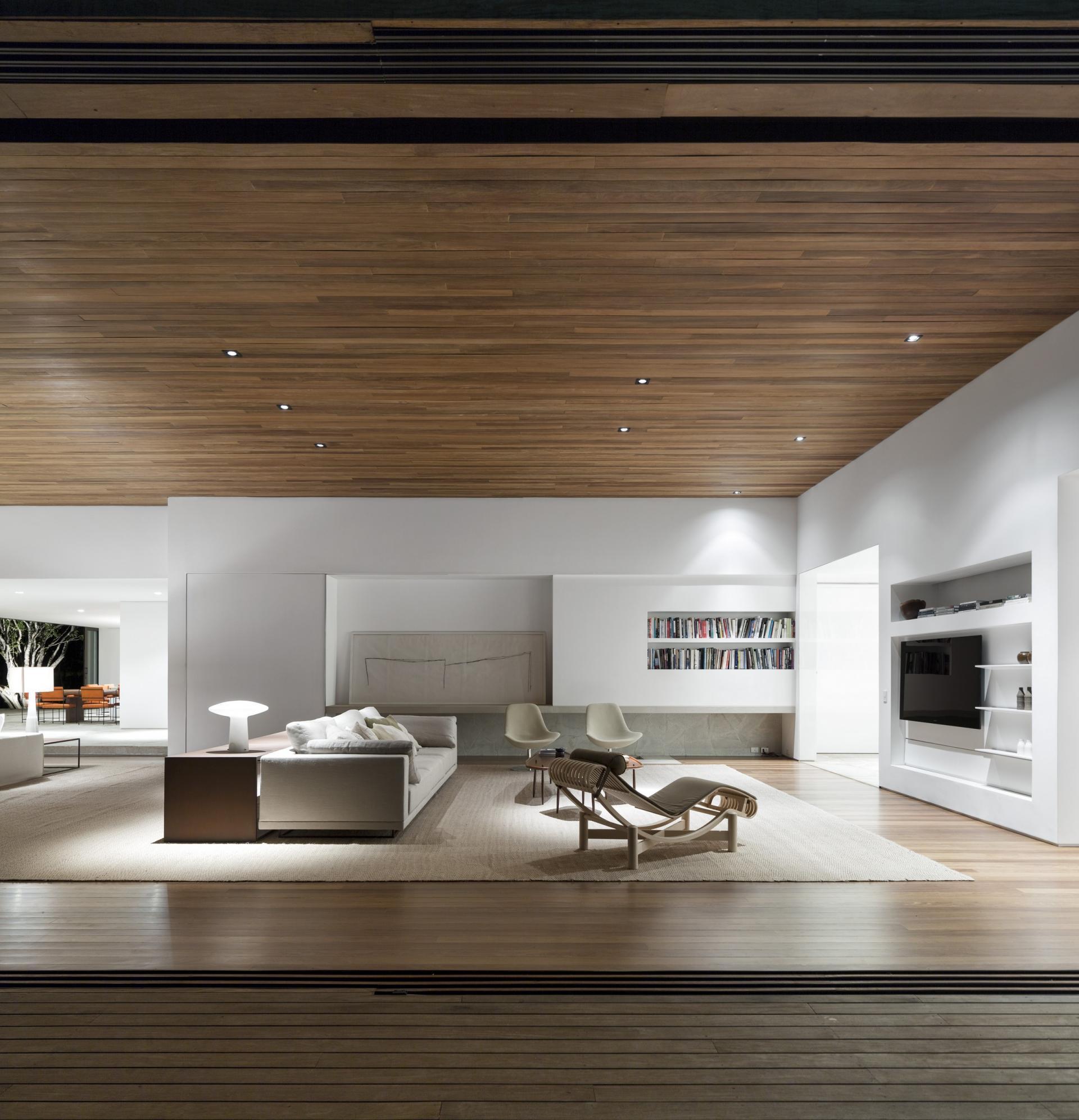 L shape ITU house near Sao Paulo by Studio Arthur Casas-19