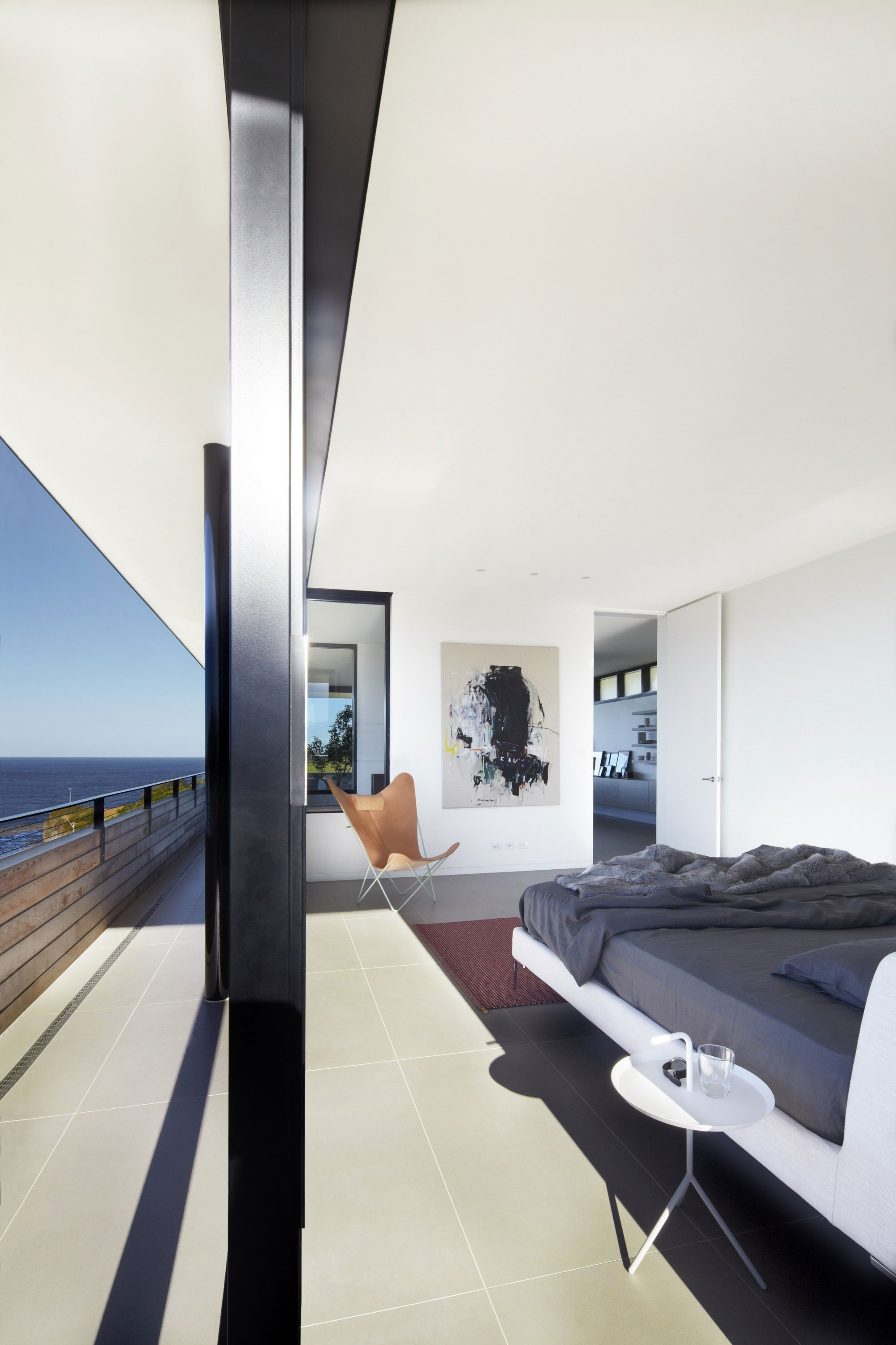Lamble Modern Beach House with 270 Views of the Ocean by Smart Design Studio-14