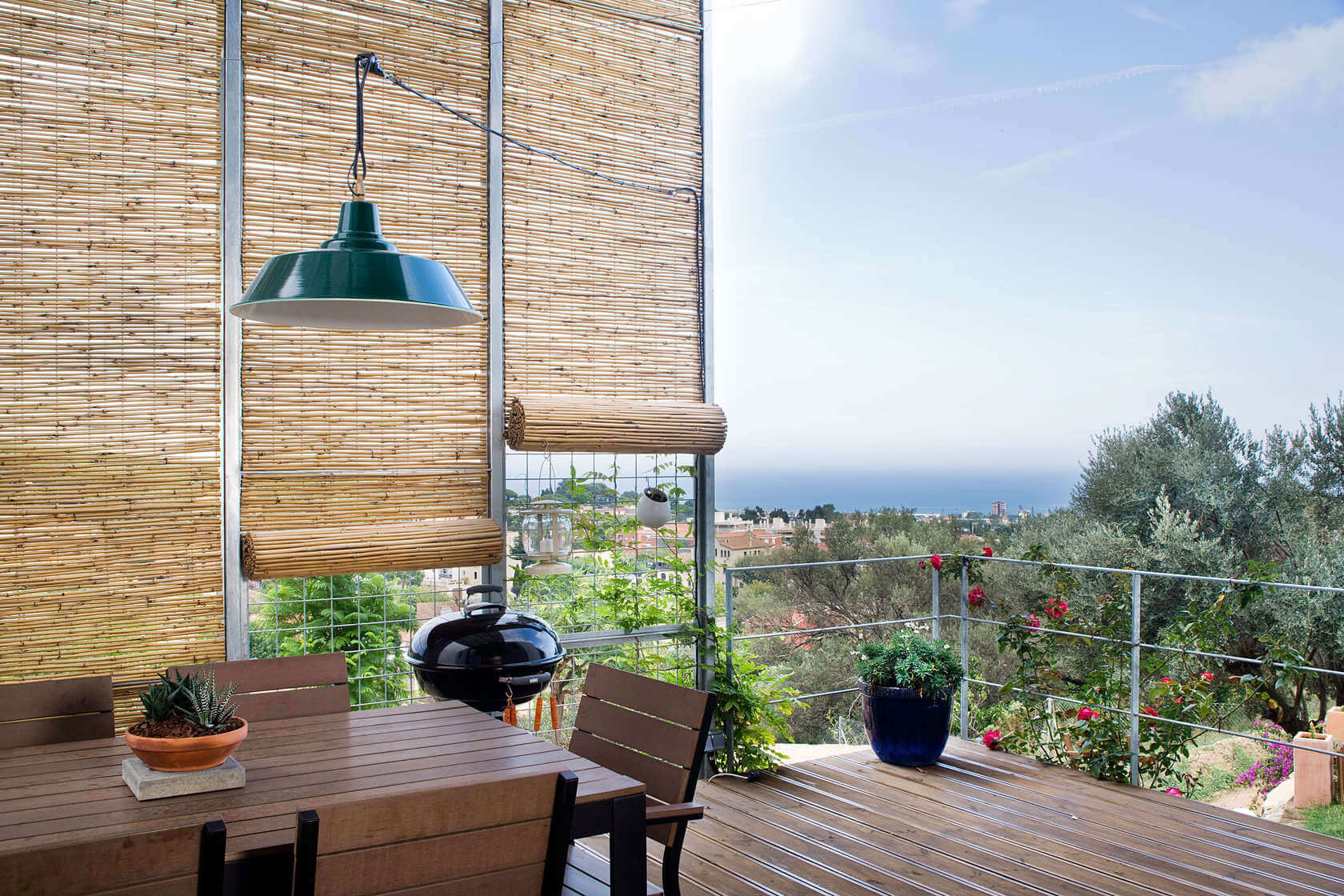 Low Energy Consumption in Air Conditioning of Sauc House in Barcelona by NOEM03