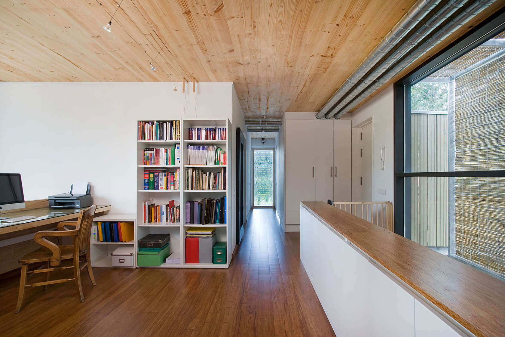 Low Energy Consumption in Air Conditioning of Sauc House in Barcelona by NOEM08