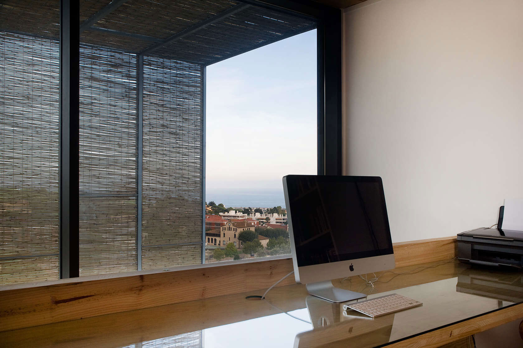 Low Energy Consumption in Air Conditioning of Sauc House in Barcelona by NOEM09