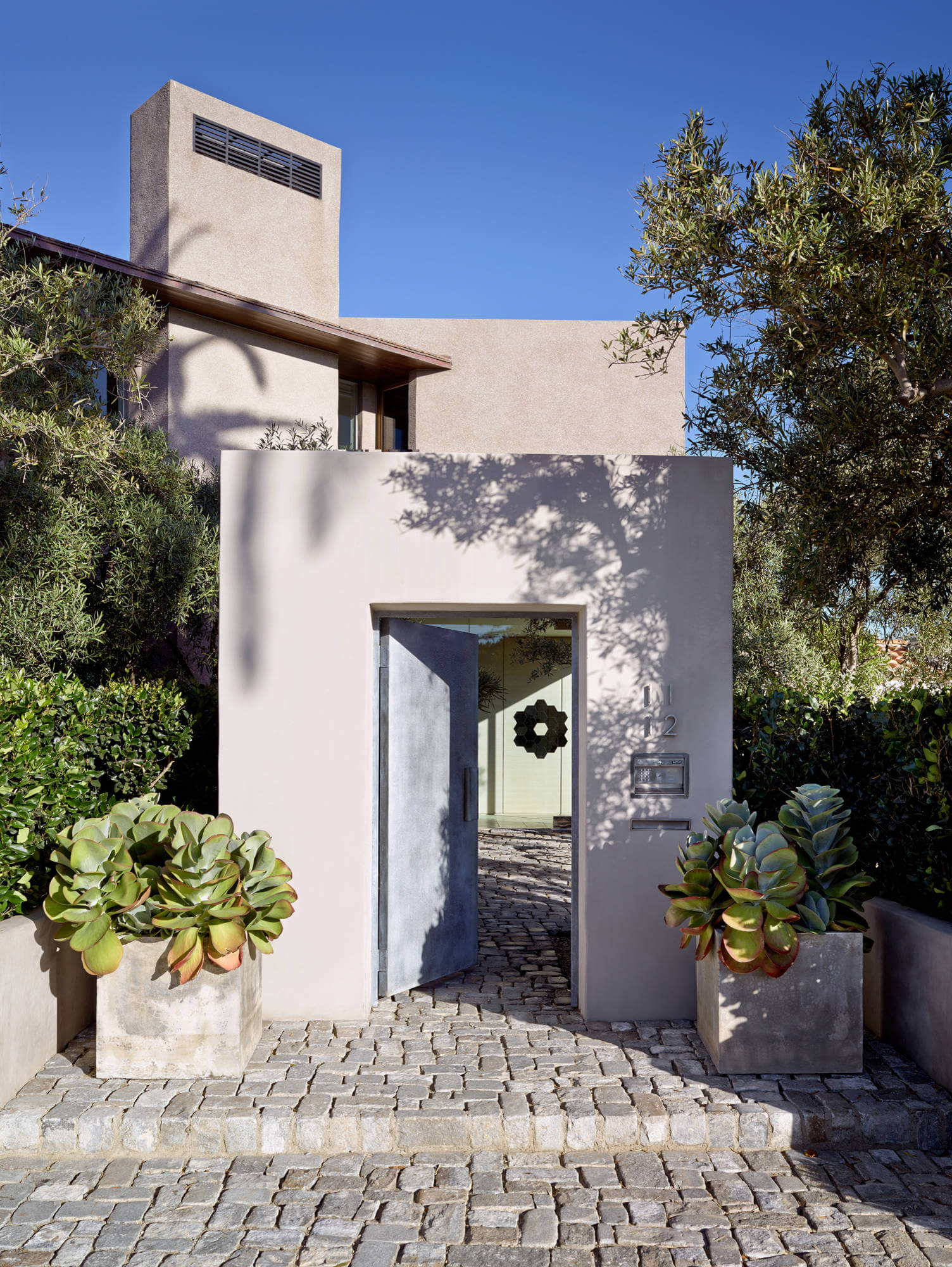 Mediterranean Coronado Residence near San Diego by Island Architects-01
