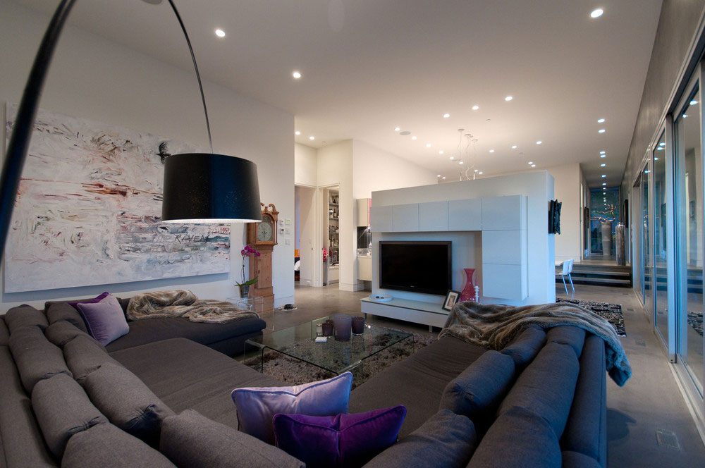 Modern Almondel Home Located in West Vancouver by Mcleod Bovell-03