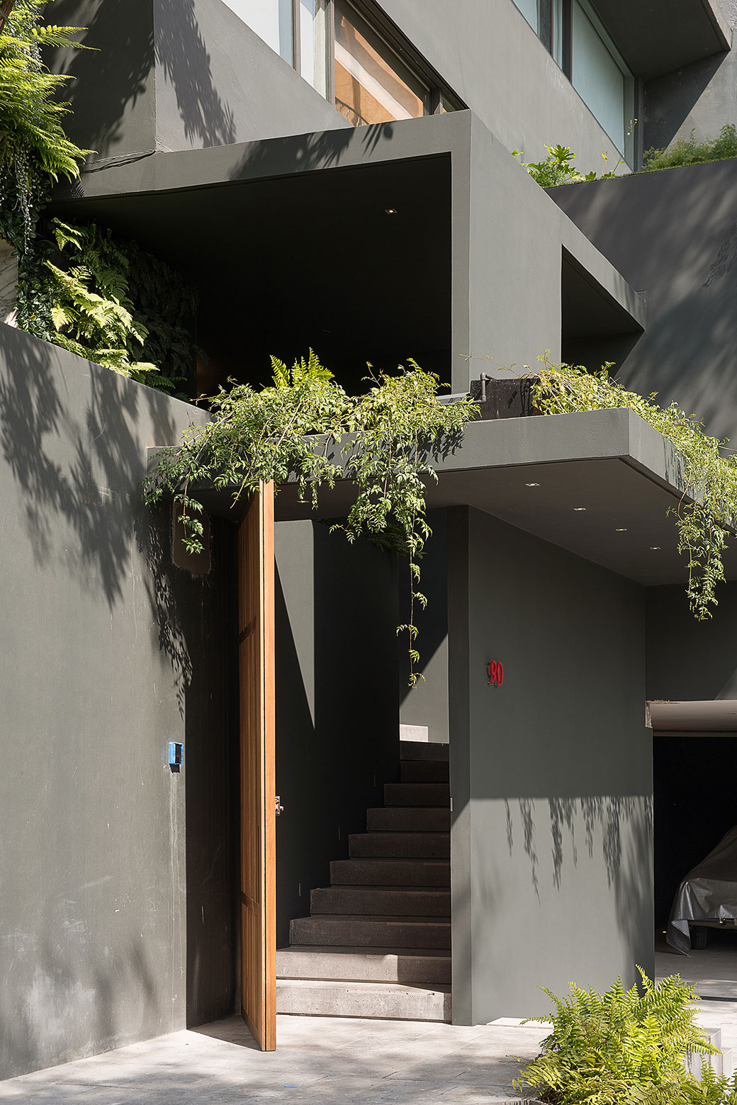Modern Barrancas House in Mexico City by EZEQUIELFARCA architecture and design-02